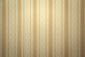 Gold striped wallpaper with copy space