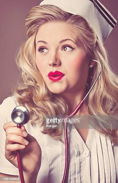 Retrò, infermiere