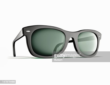 Retro sunglasses : Stock Photo