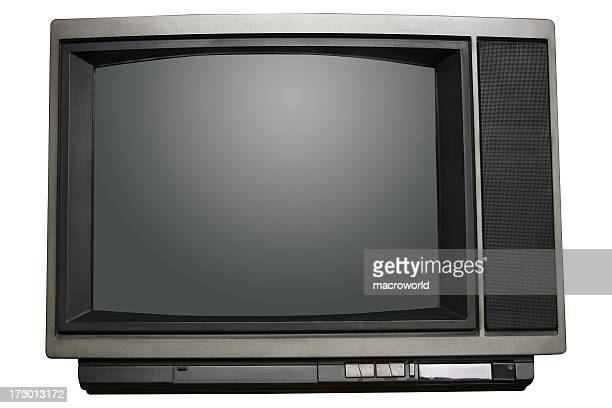 Retro Television (isolated)