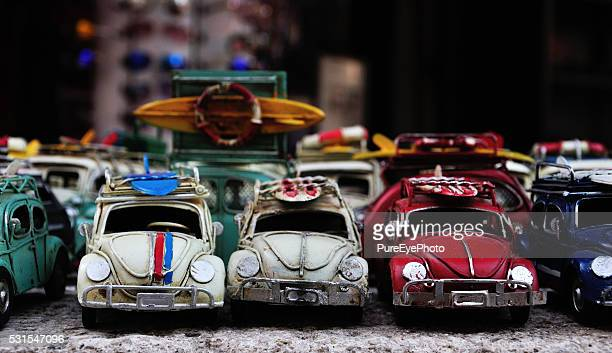 Retro Toy Beetles for Sale