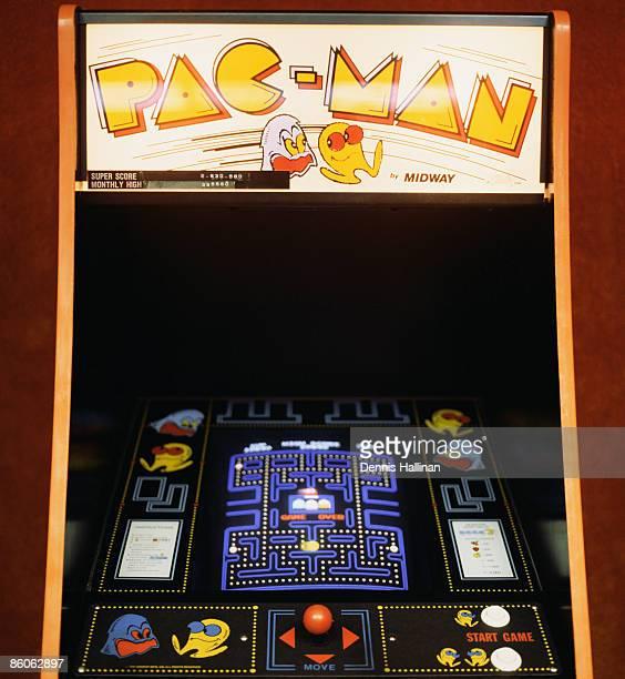 Retro Video Arcade Game