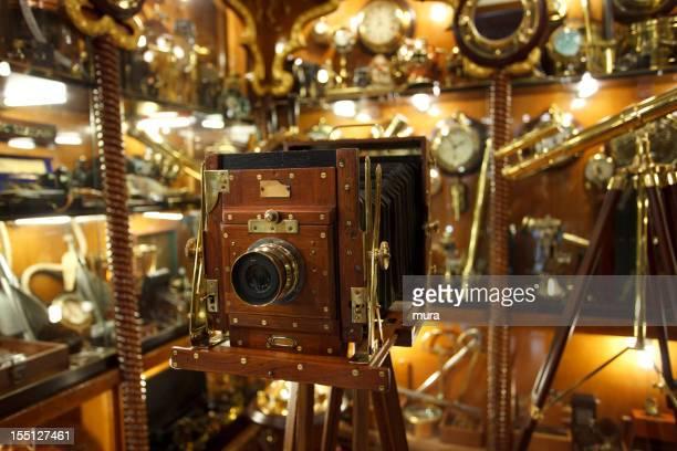 レトロなビンテージカメラ