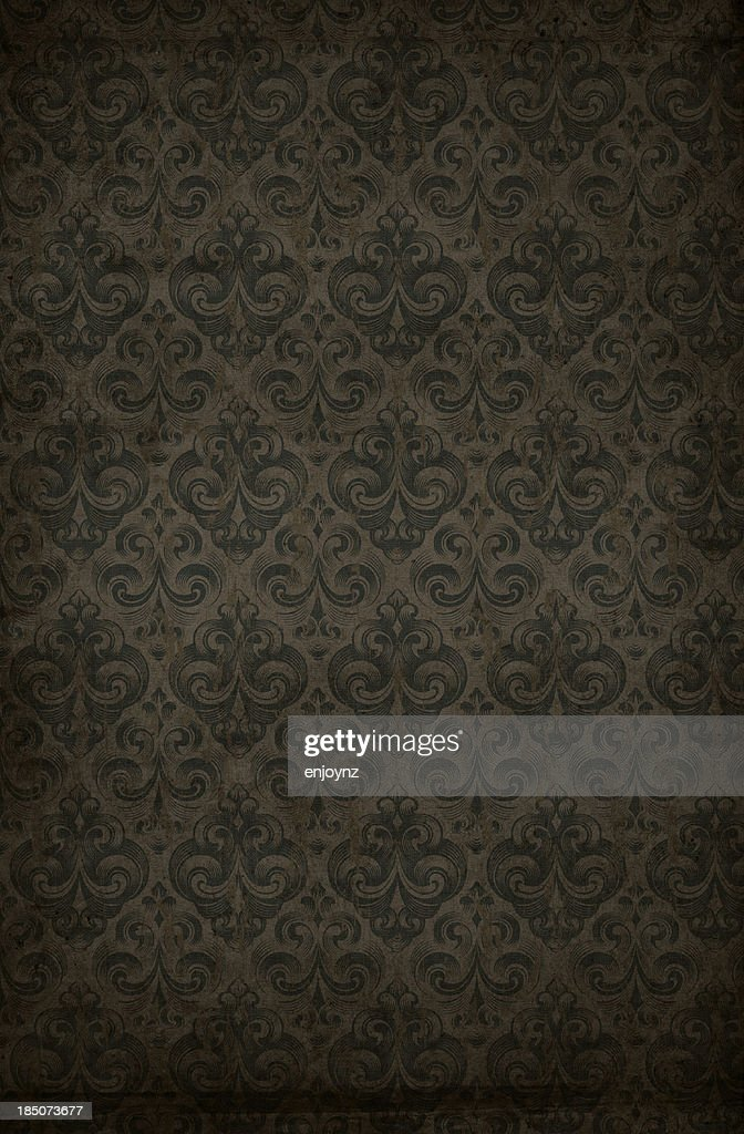 Retro wallpaper background