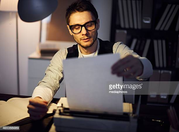 Retro writer