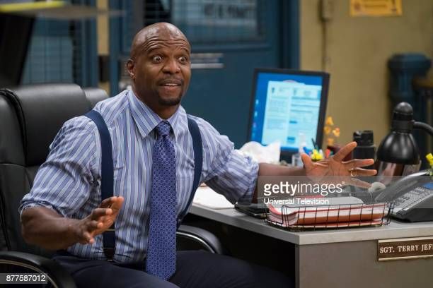 NINE 'Return to Skyfire' Episode 507 Pictured Terry Crews as Terry Jeffords