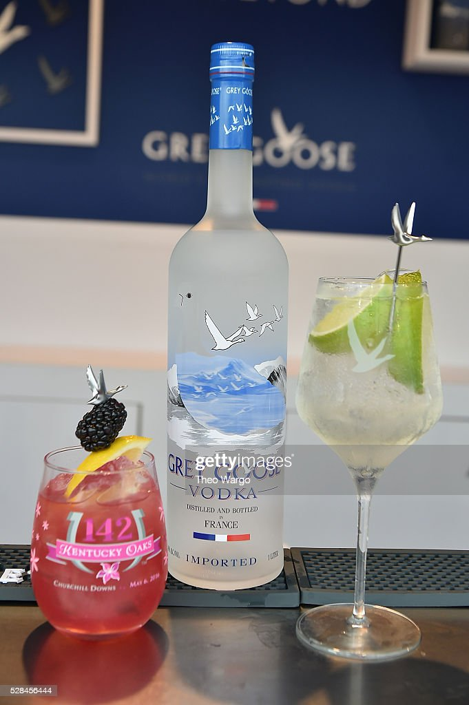 Returns with the Fan Favorite Oaks Lily cocktail and Introduces The Refreshing Signature Summer Serve, Le Grand Fizz' at the 142nd Kentucky Derby on May 5, 2016 in Louisville, Kentucky.