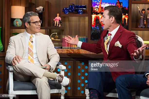 CHARM 'Reunion' Episode 212 Pictured Andy Cohen Thomas Ravenel