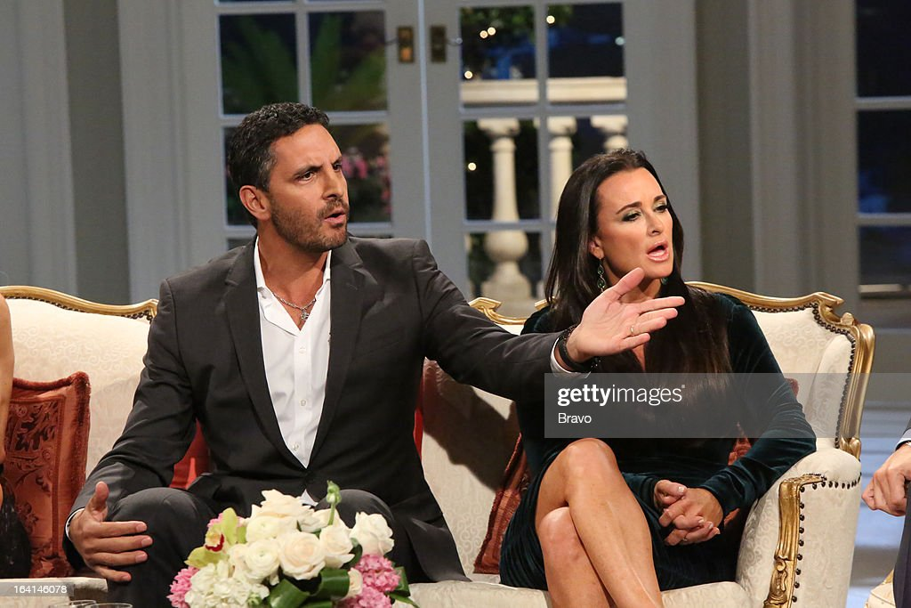 HILLS -- 'Reunion' Episode 320 & 321 -- Pictured: (l-r) Mauricio Umansky, Kyle Richards --
