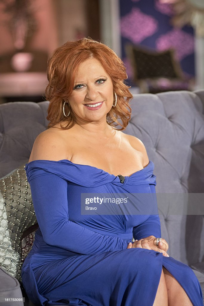 """JERSEY -- """"'Reunion' Episode 519 & 520 -- Pictured: <a gi-track='captionPersonalityLinkClicked' href=/galleries/search?phrase=Caroline+Manzo&family=editorial&specificpeople=5841102 ng-click='$event.stopPropagation()'>Caroline Manzo</a> --"""