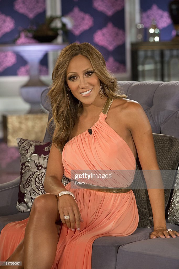 """JERSEY -- """"'Reunion' Episode 519 & 520 -- Pictured: <a gi-track='captionPersonalityLinkClicked' href=/galleries/search?phrase=Melissa+Gorga&family=editorial&specificpeople=7306775 ng-click='$event.stopPropagation()'>Melissa Gorga</a> --"""