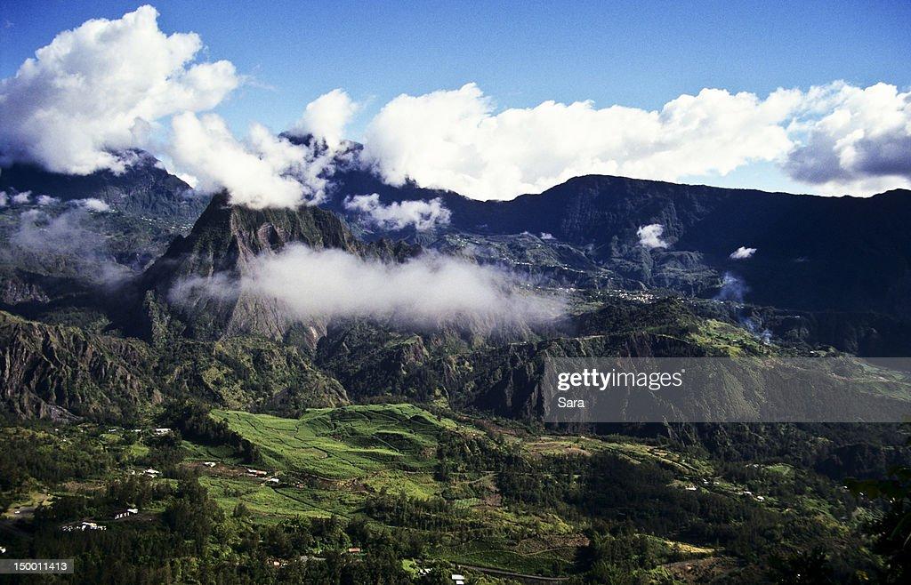 Reunion Island : Stock Photo