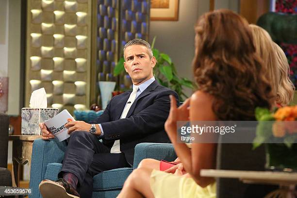 COUNTY 'Reunion' Pictured Andy Cohen