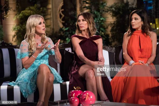 CITY 'Reunion' Pictured Tinsley Mortimer Carole Radziwill Bethenny Frankel