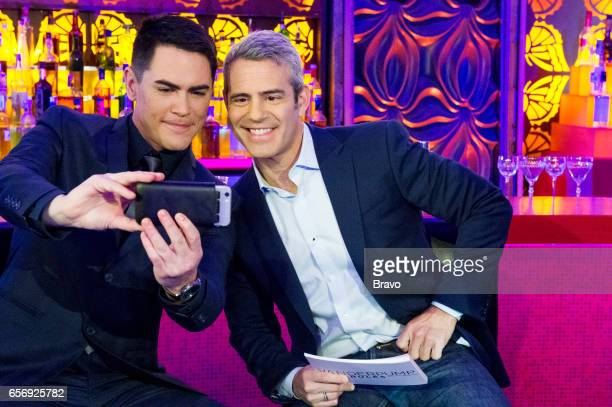 RULES 'Reunion' Pictured Tom Sandoval Andy Cohen