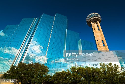 Reunion Tower and Hotel