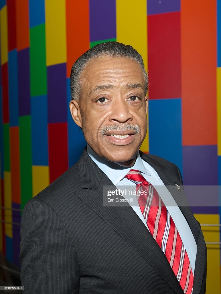 Rev. <a gi-track='captionPersonalityLinkClicked' href=/galleries/search?phrase=Al+Sharpton&family=editorial&specificpeople=202250 ng-click='$event.stopPropagation()'>Al Sharpton</a> attends the Congressional Black Caucus Foundation's 41st annual legislative conference on September 23, 2011 in Washington, DC.