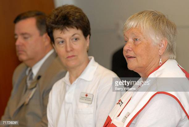 Rev Chester Cook lead chaplain at the Atlanta HartsfieldJackson International Airport and Nancy Brockway Chief Program Officer for the Metro Atlanta...
