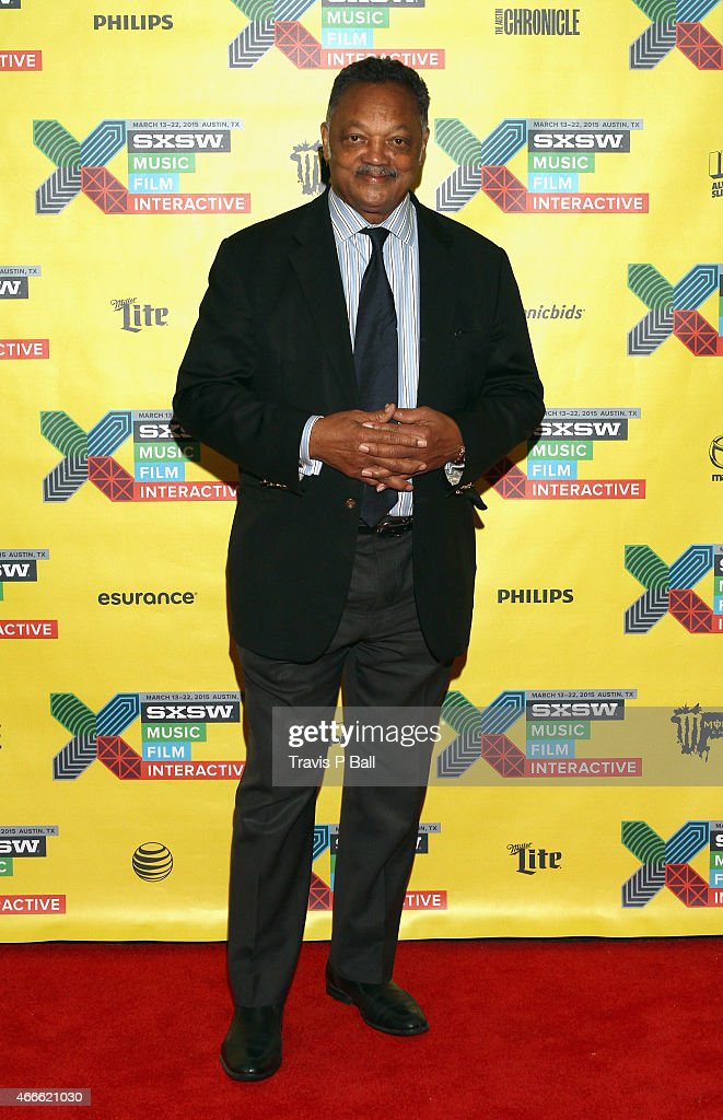 Rev. Jesse Jackson attends Innovating Diversity and Inclusion in Tech during the 2015 SXSW Music, Film + Interactive Festival at JW Marriott on March 17, 2015 in Austin, Texas.
