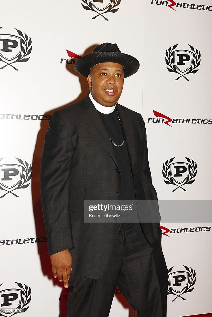 Image result for Rev Run getty image