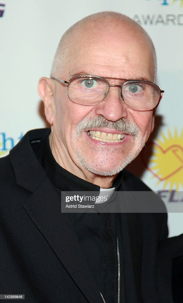 Rev. Troy Perry attends PFLAG National's 2012 Straight for Equality Awards gala at the Marriott Marquis Times Square on April 2, 2012 in New York City.