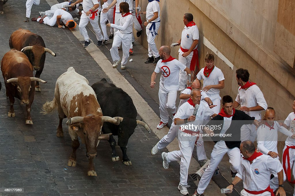 hemmingway july in pamplona Occurs every year in the city of pamplona from the 6th to the 14th of july, the   ernest hemingway, the world famous american novelist made san fermin.