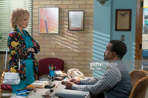 THE GOLDBERGS 'Revenge O' The Nerds' With the children growing up Beverly decides to reinvent herself and quits being a substitute teacher She...