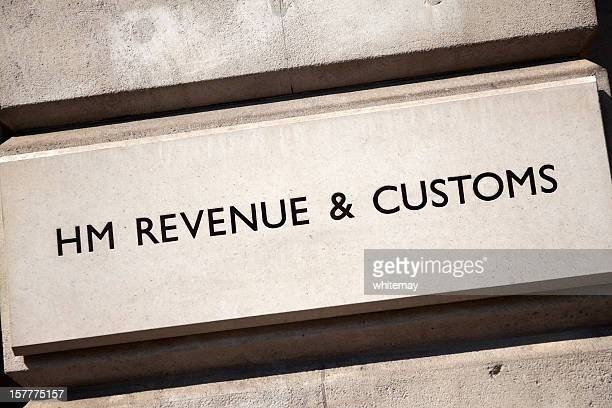 HM Revenue & Customs sign