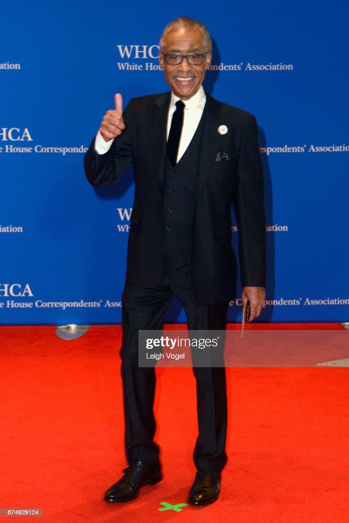 2017 White House Correspondents' Association Dinner - Arrivals