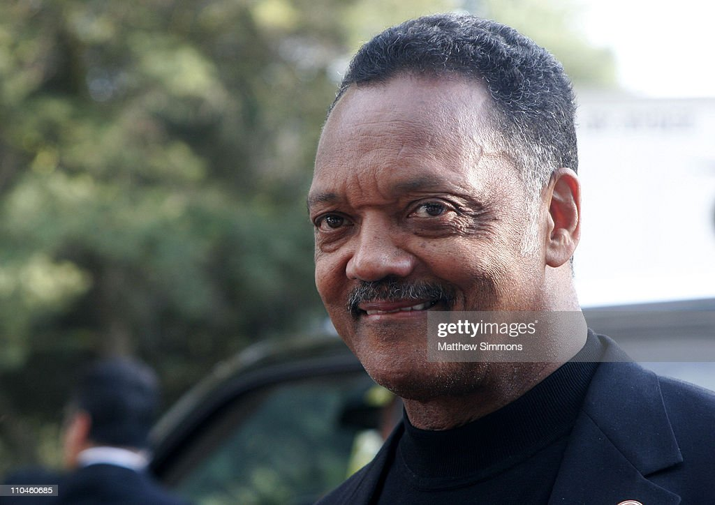 Reverend Jesse Jackson during Eighth Annual Hollyrod DesignCure - July 22, 2006 at Private Residence in Beverly Hills, California, United States.
