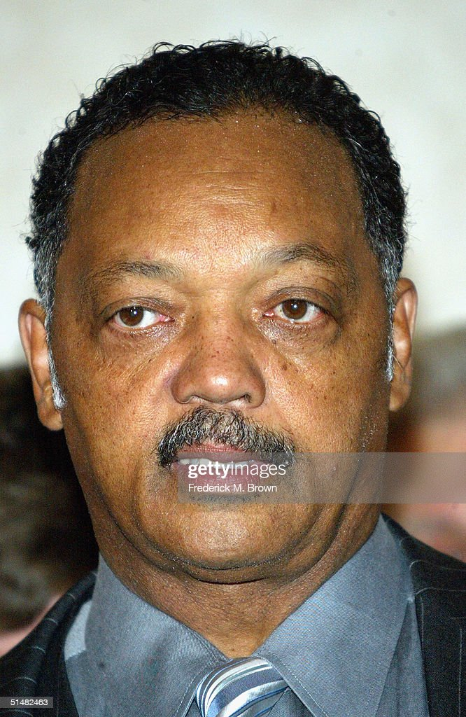 Reverend Jesse L. Jackson, Sr. speaks the Seventh Annual Awards Dinner 63rd Birthday Celebration for Reverend Jesse L. Jackson Sr. at the Beverly Hilton Hotel on October 14, 2004 in Beverly Hills, California. The event was sponsored by the Rainbow/Push and the Citizenship Education Fund.