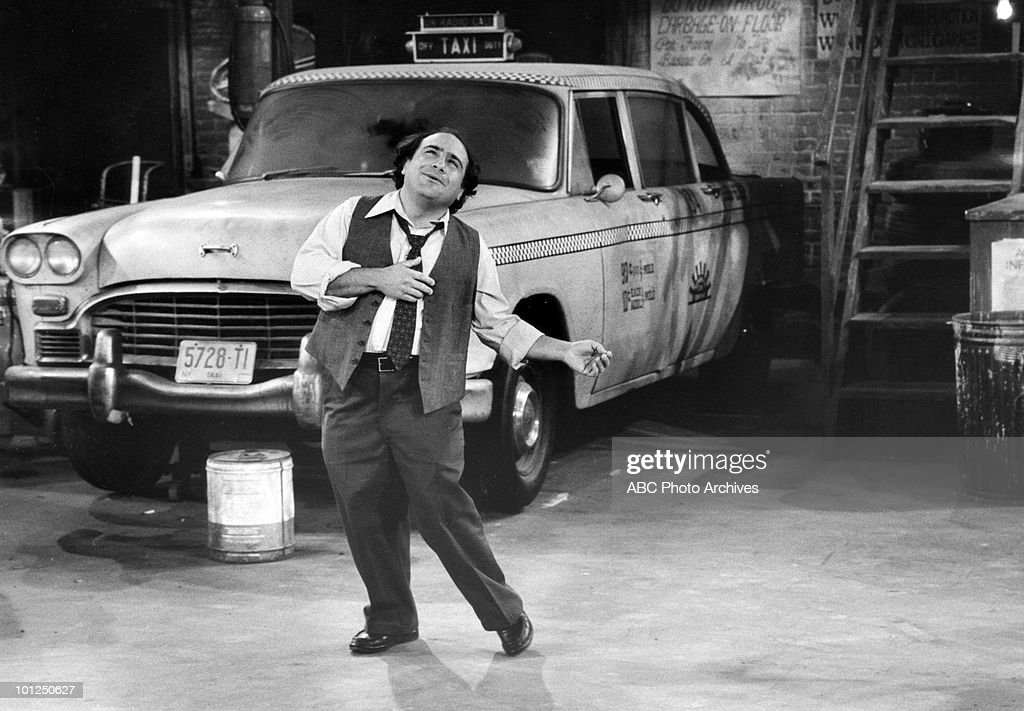 TAXI - 'Reverend Jim: A Space Odyessey' which aired on September 25, 1979. (Photo by ABC Photo Archives/ABC via Getty Images) DANNY