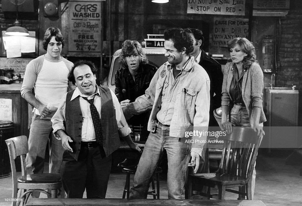TAXI - 'Reverend Jim: A Space Odyessey' which aired on September 25, 1979. (Photo by ABC Photo Archives/ABC via Getty Images) TONY