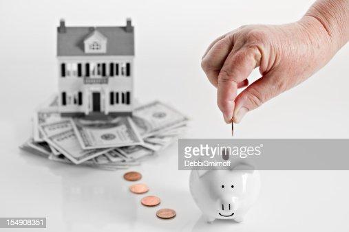 Reverse Mortgage Concept