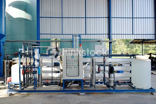 Make Up Stoel : Reverse osmosis membrane system of water plant make up drinking
