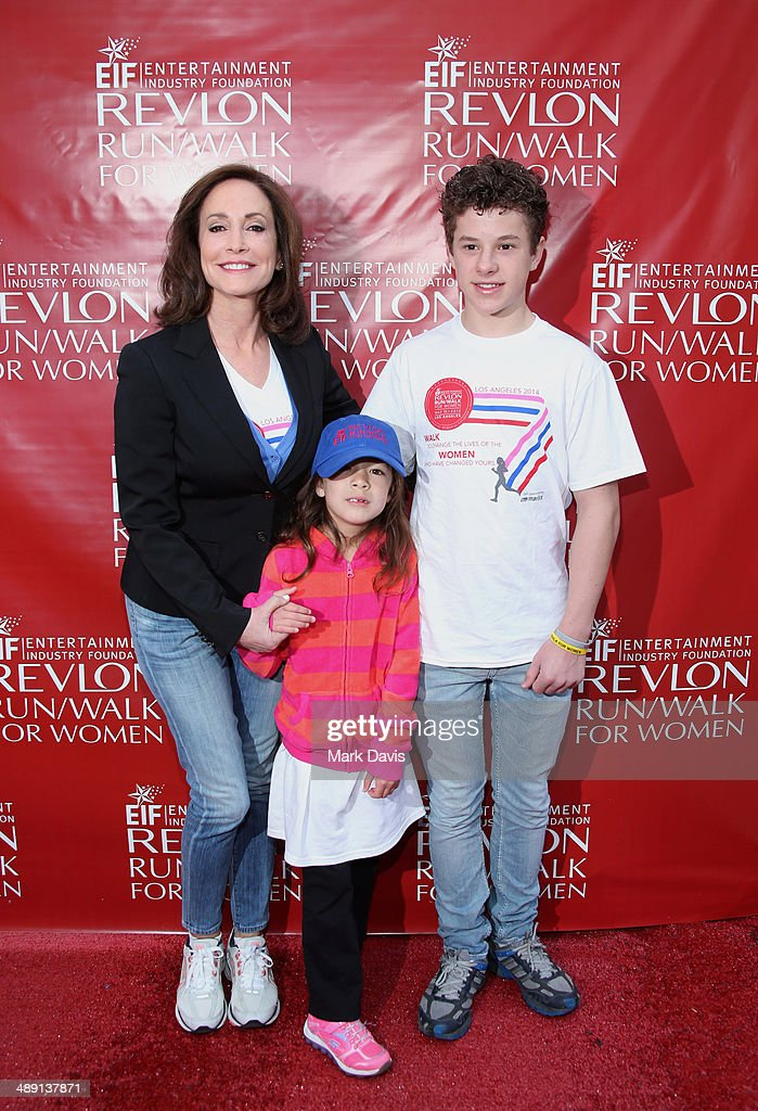 Revlon Run/Walk Co-Founder <a gi-track='captionPersonalityLinkClicked' href=/galleries/search?phrase=Lilly+Tartikoff&family=editorial&specificpeople=648455 ng-click='$event.stopPropagation()'>Lilly Tartikoff</a>, actors <a gi-track='captionPersonalityLinkClicked' href=/galleries/search?phrase=Aubrey+Anderson-Emmons&family=editorial&specificpeople=8203980 ng-click='$event.stopPropagation()'>Aubrey Anderson-Emmons</a> and <a gi-track='captionPersonalityLinkClicked' href=/galleries/search?phrase=Nolan+Gould&family=editorial&specificpeople=5691358 ng-click='$event.stopPropagation()'>Nolan Gould</a> attend the 21st Annual EIF Revlon Run Walk For Women on May 10, 2014 in Los Angeles, California.
