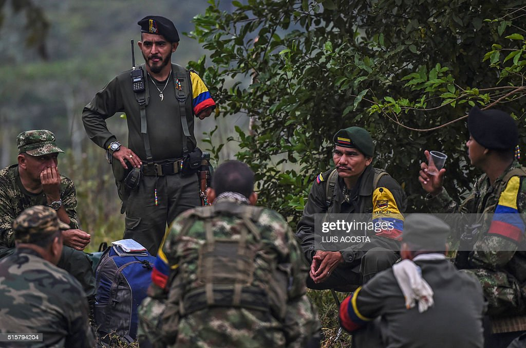 revolutionary armed forces of colombia farc essay The evolution of the farc: a guerrilla group's long history  conflicts lie the origins of the revolutionary armed forces of colombia (farc), the country's most .