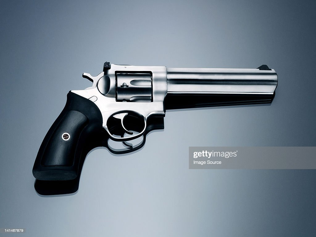 Revolver : Stock Photo