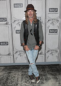 "Build Presents Rex Brown Previews His New Album ""Smoke..."