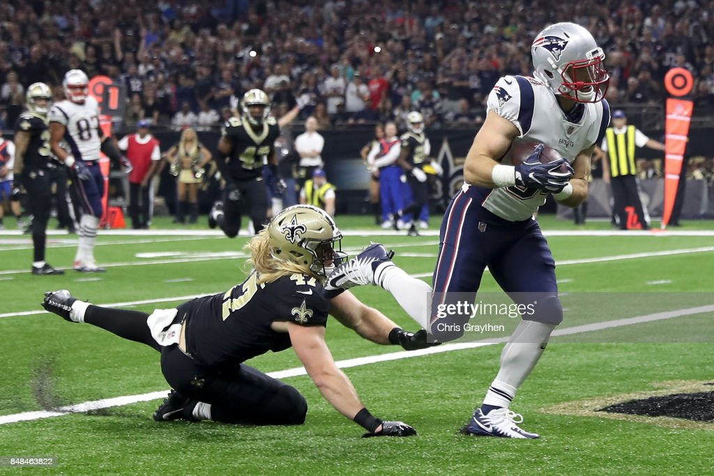 New England Patriots vNew Orleans Saints