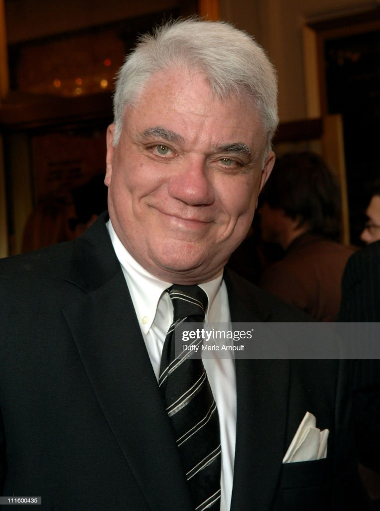 Rex Reed during National Theatre's Coram Boy Opening - Arrivals and Curtain Call at Imperial Theatre in New York City, New York, United States.