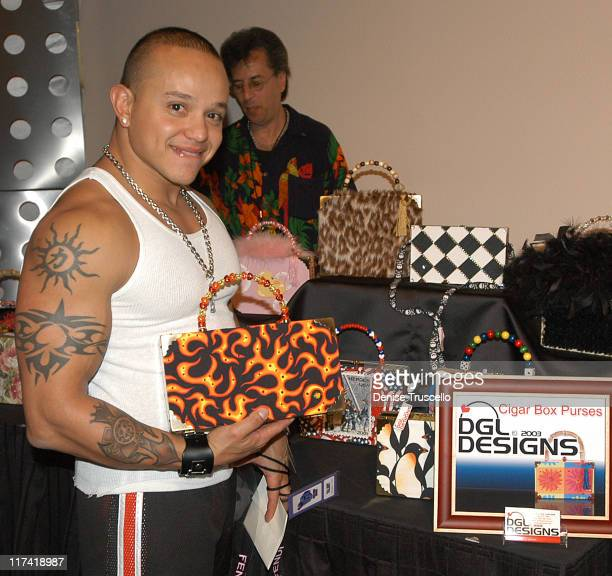 Rey Mysterio during 2003 Spike TV Video Game Awards Backstage Creations Gift Bags Presentation at The MGM Grand Hotel And Casino Resort in Las Vegas...