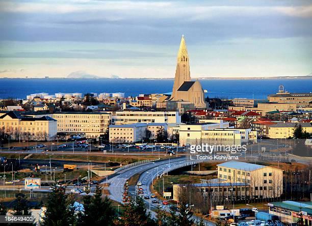 Reykjavik, Iceland, Cityscape