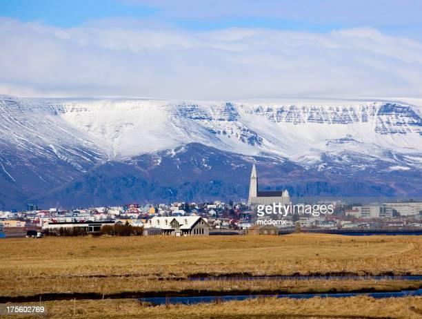 Reykjavik Mountains