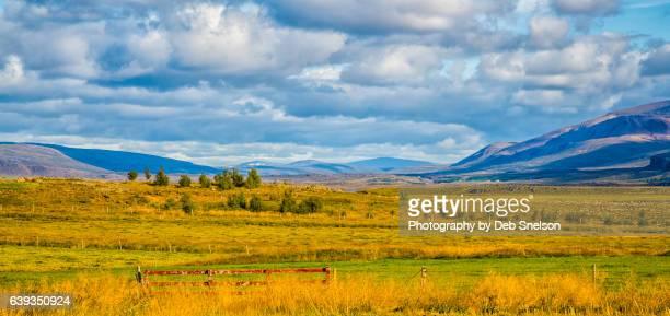 Reykjavik to Stykkisholmur scenery in Iceland