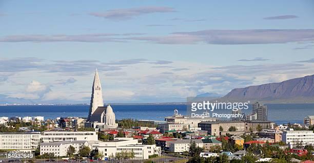 Reykjavík Iceland Skyline