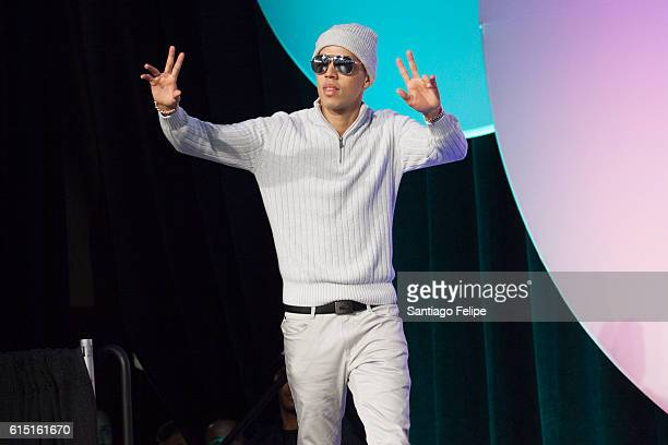 Reykon attends the 5th Annual Festival People en Espanol at The Jacob K Javits Convention Center on October 16 2016 in New York City