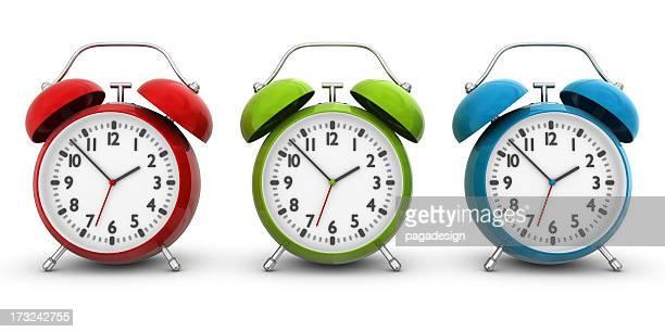 rgb alarm clocks