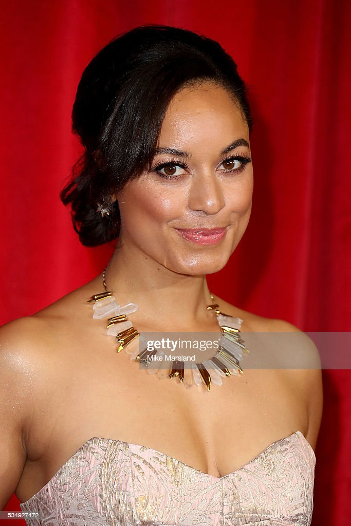 Rhea Bailey attends the British Soap Awards 2016 at Hackney Empire on May 28, 2016 in London, England.