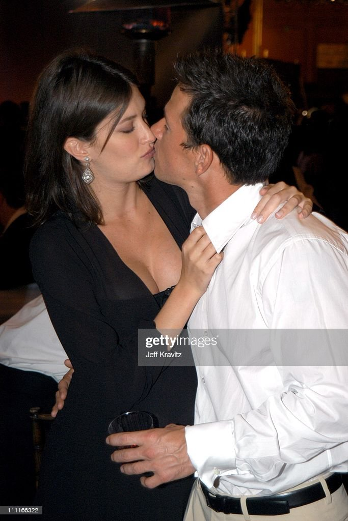 Rhea Durham and Mark Wahlberg during 'The Italian Job' Premiere After Party at El Capitan Parking Lot in Hollywood California United States